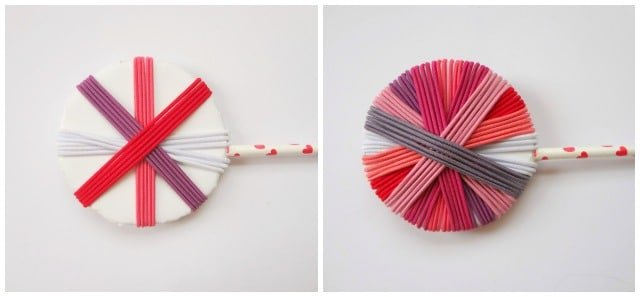Hair Band Lollipop How-to