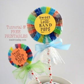 Hair Band Lollipops