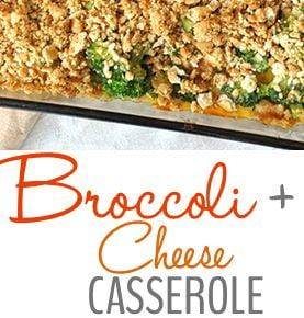 Broccoli and Cheese Casserole 29