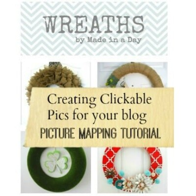 Creating a Clickable Picture for Your Blog