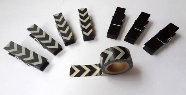 Washi Tape Clipe