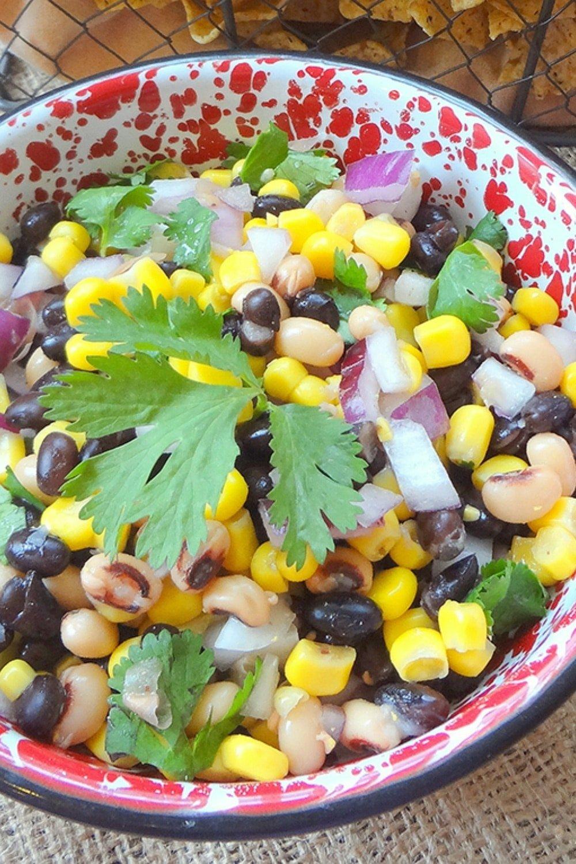 Balsamic Southwestern Dip Recipe AKA Cowboy Caviar