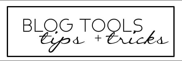 Blog Tips 31