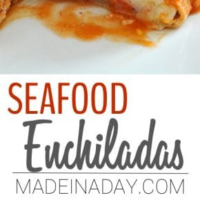 Seafood Enchiladas with Imitation Crab 29