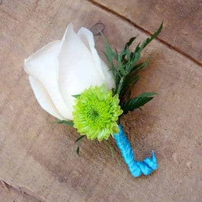 How to Make a Boutonniere for Prom & Weddings