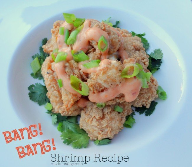 Copycat Bang Bang Shrimp madeinaday.com