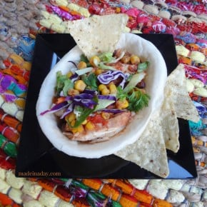 Slow Cooker Southwest Chicken Recipe Made in a Day
