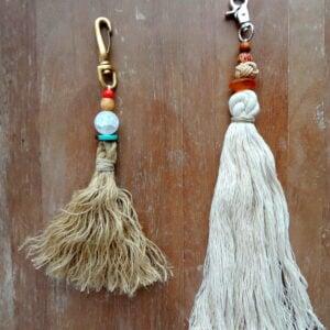 DIY Bohemian Rope Tassels madeinaday.com