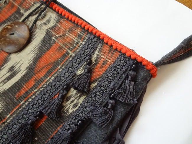 DIY Boho Handbag