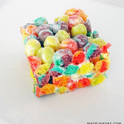 Trix Krispie Treats