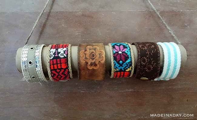 DIY Cuff Bracelets, old belts made into one of kind bracelets! Leather cuff, belt cuff, leather belt cuff bracelets, #cuff #leather
