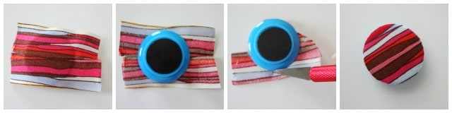 Duck Fabric Tape Dry Erase Magnet