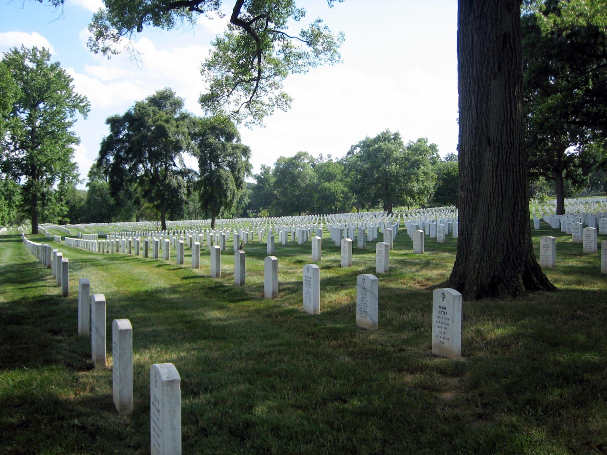 Arlington National Cemetery madeinaday.com