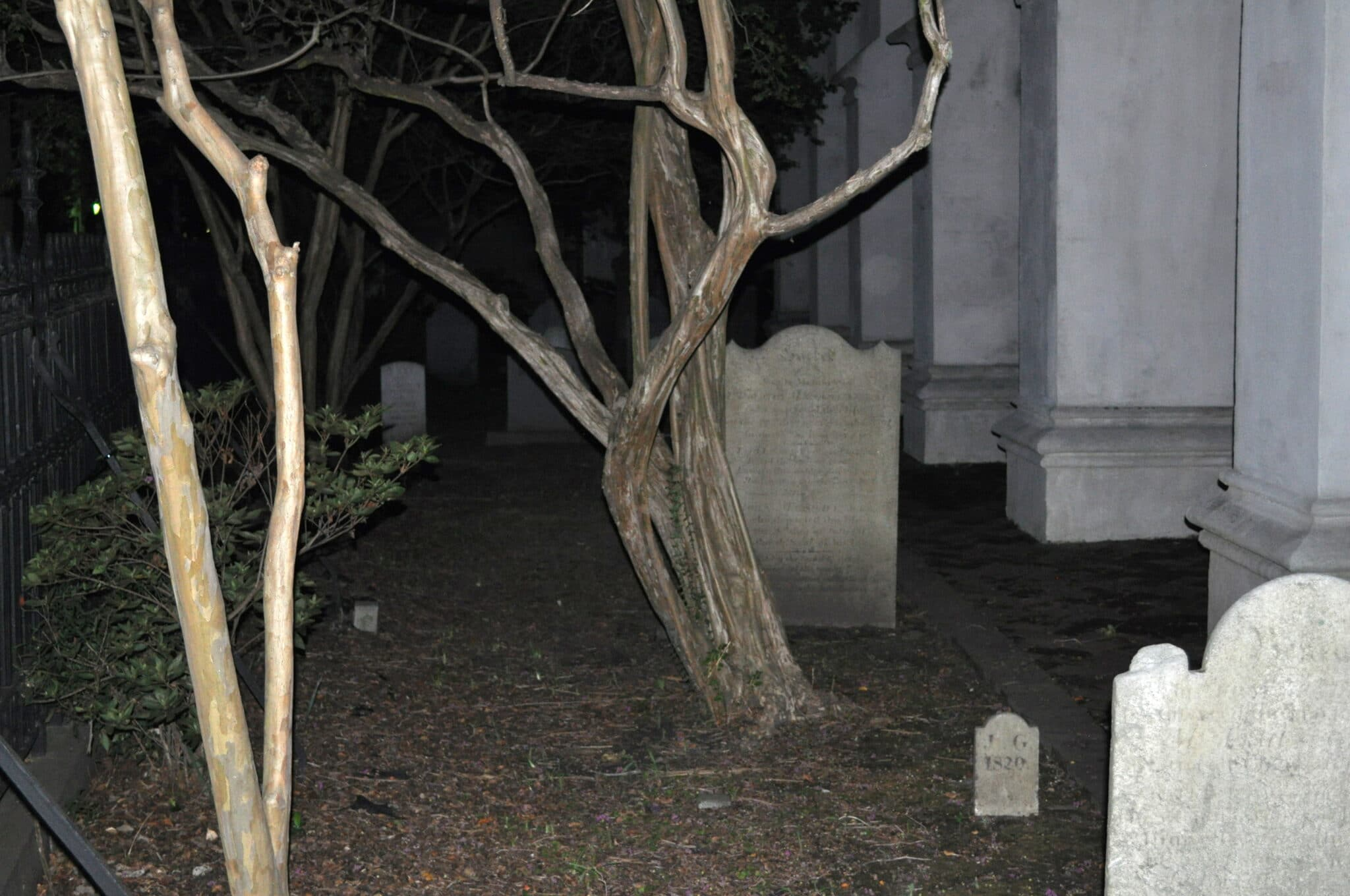 Cemetery in Charleston, SC madeinaday.com