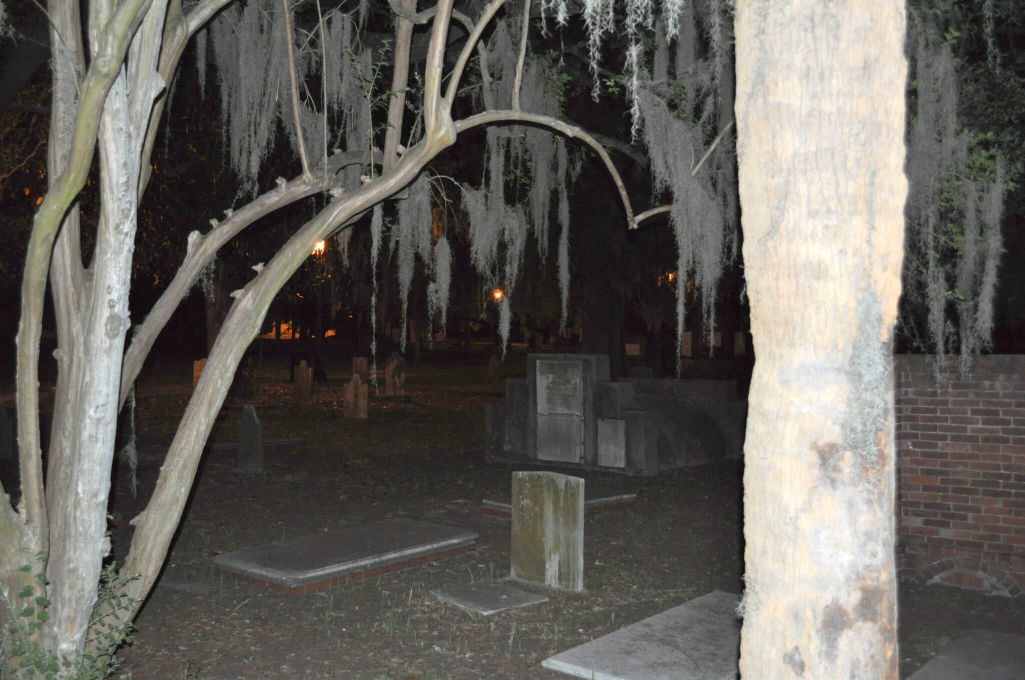 Colonial Park Cemetery Savannah, GA madeinaday.com