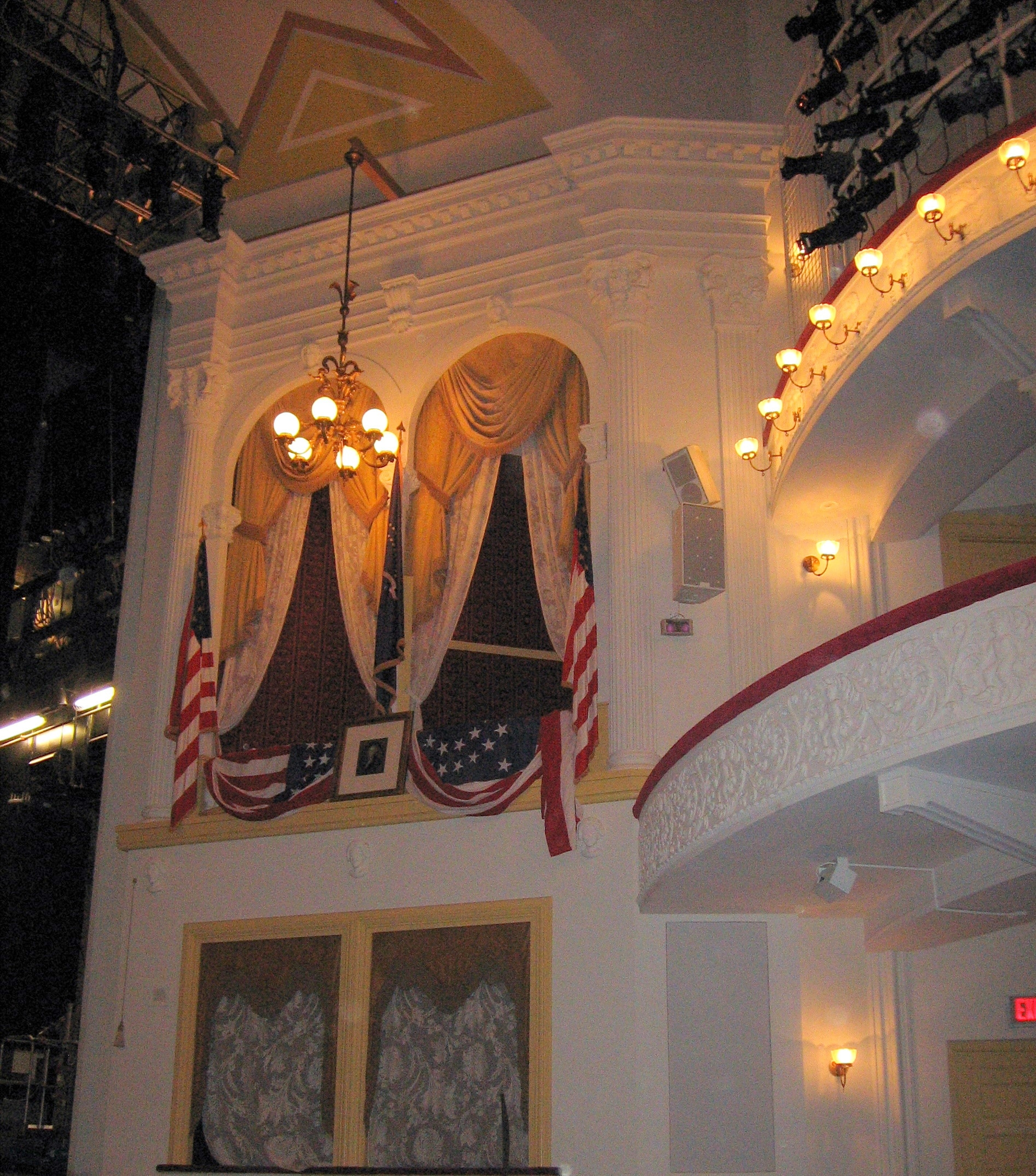 Haunted Tour At Fords Theatre