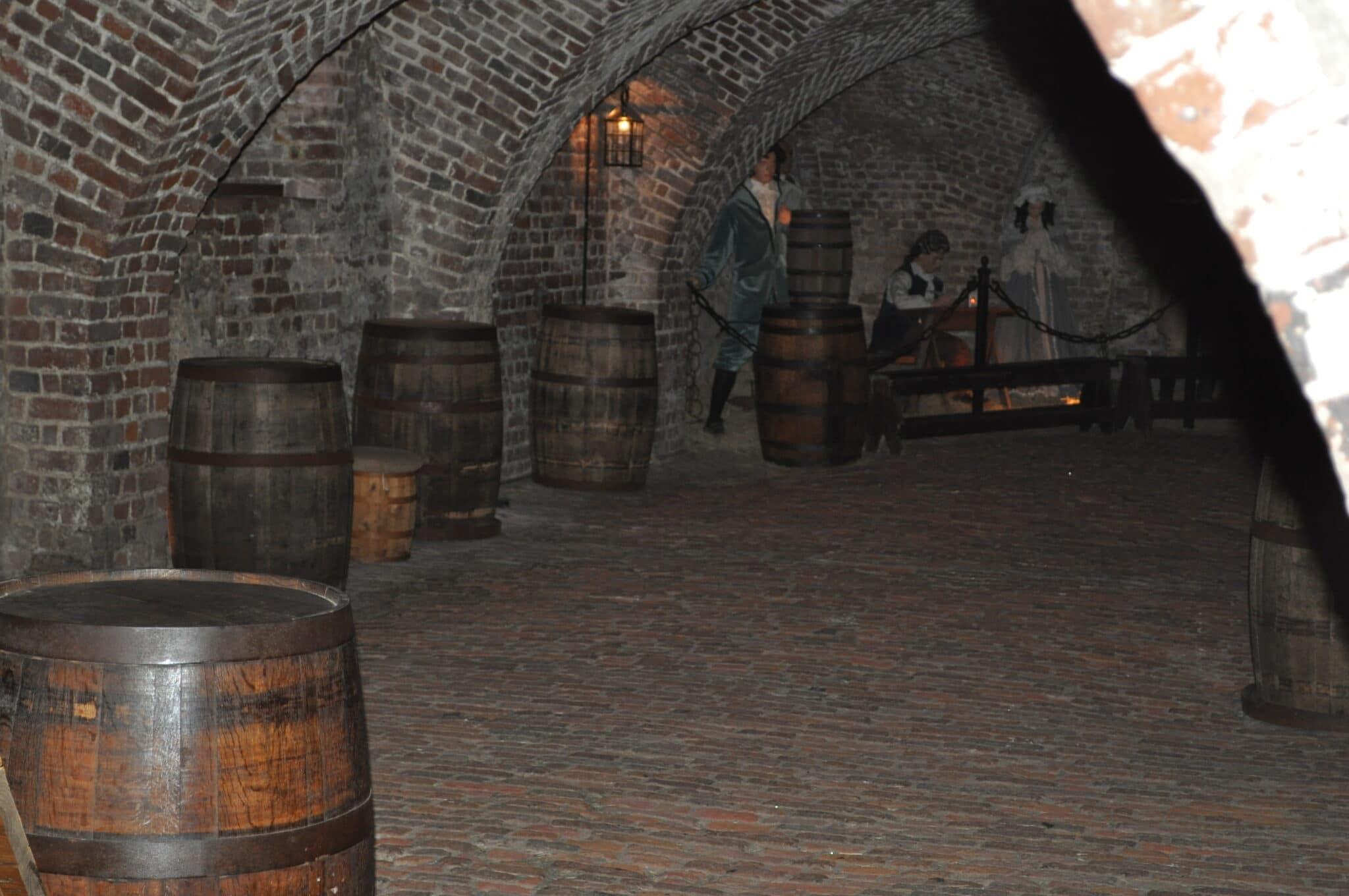 Provost Dungeon Charleston SC madeinaday.com