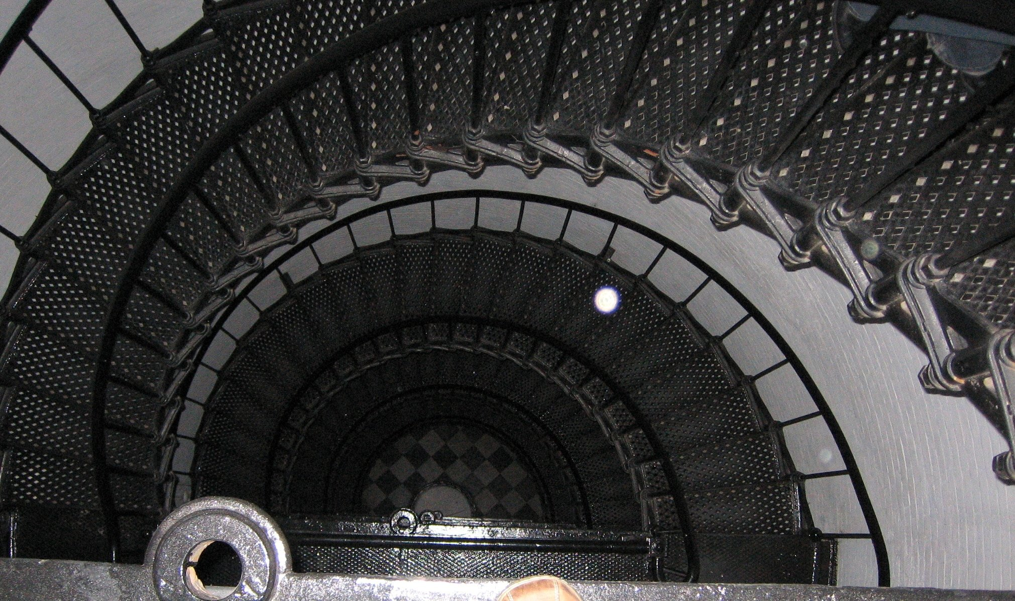 St Augustine Lighthouse Halloween Tour 2006 madeinaday.com