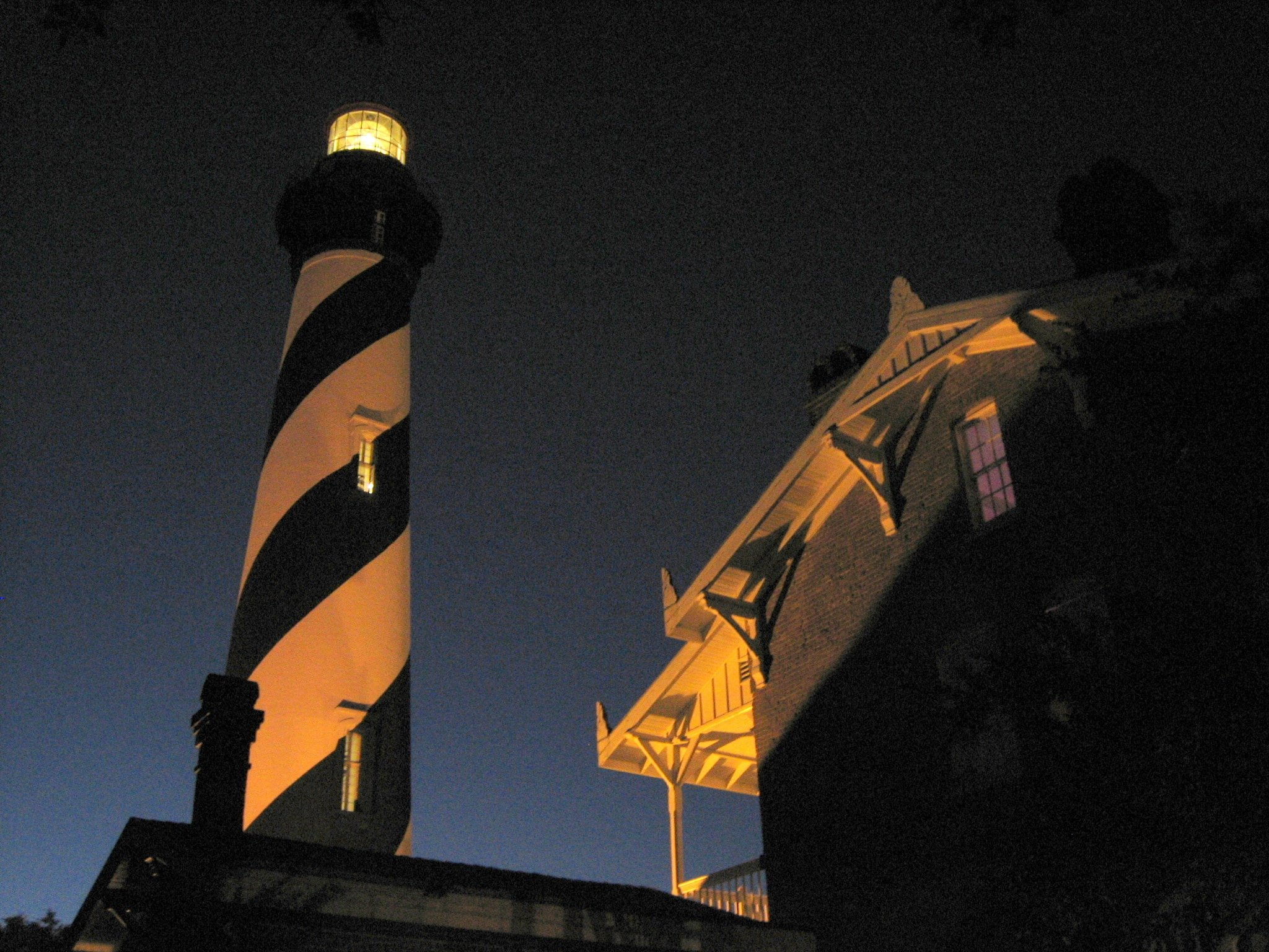St. Augustine Lighthouse madenaday.com