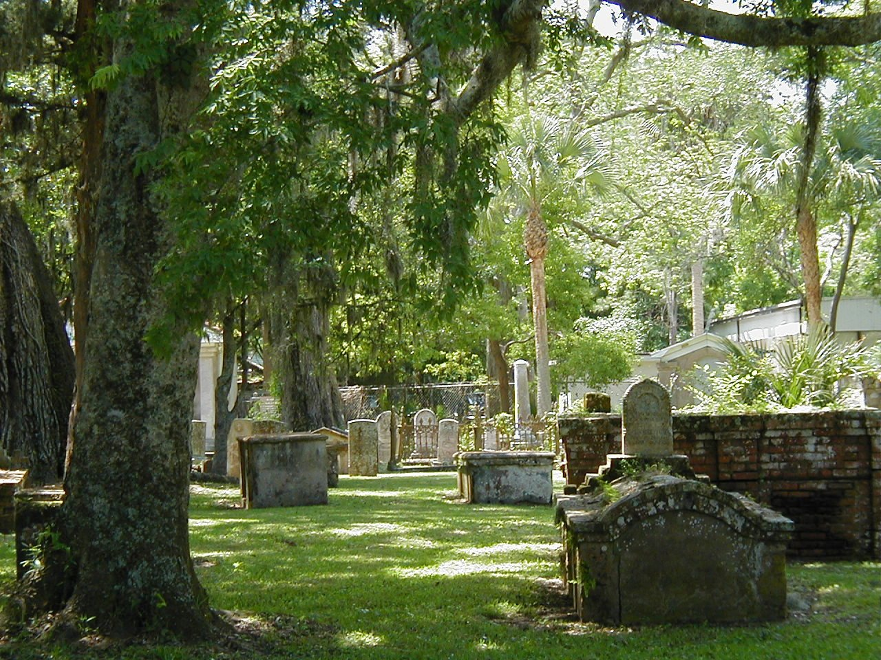 Tomolato Cemetery St Augustine madeinaday.com