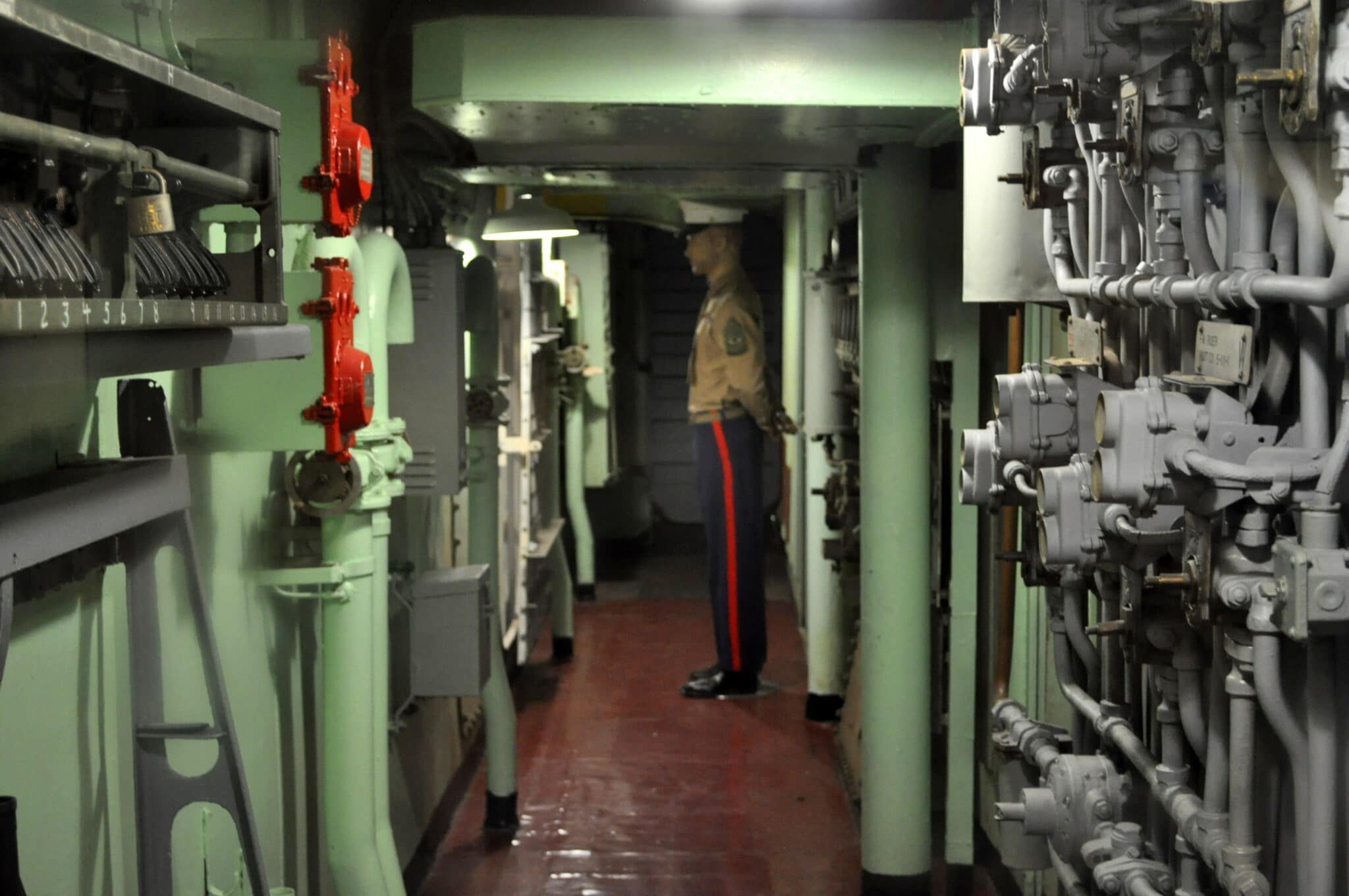 USS Yorktown Charleston SC madeinaday.com