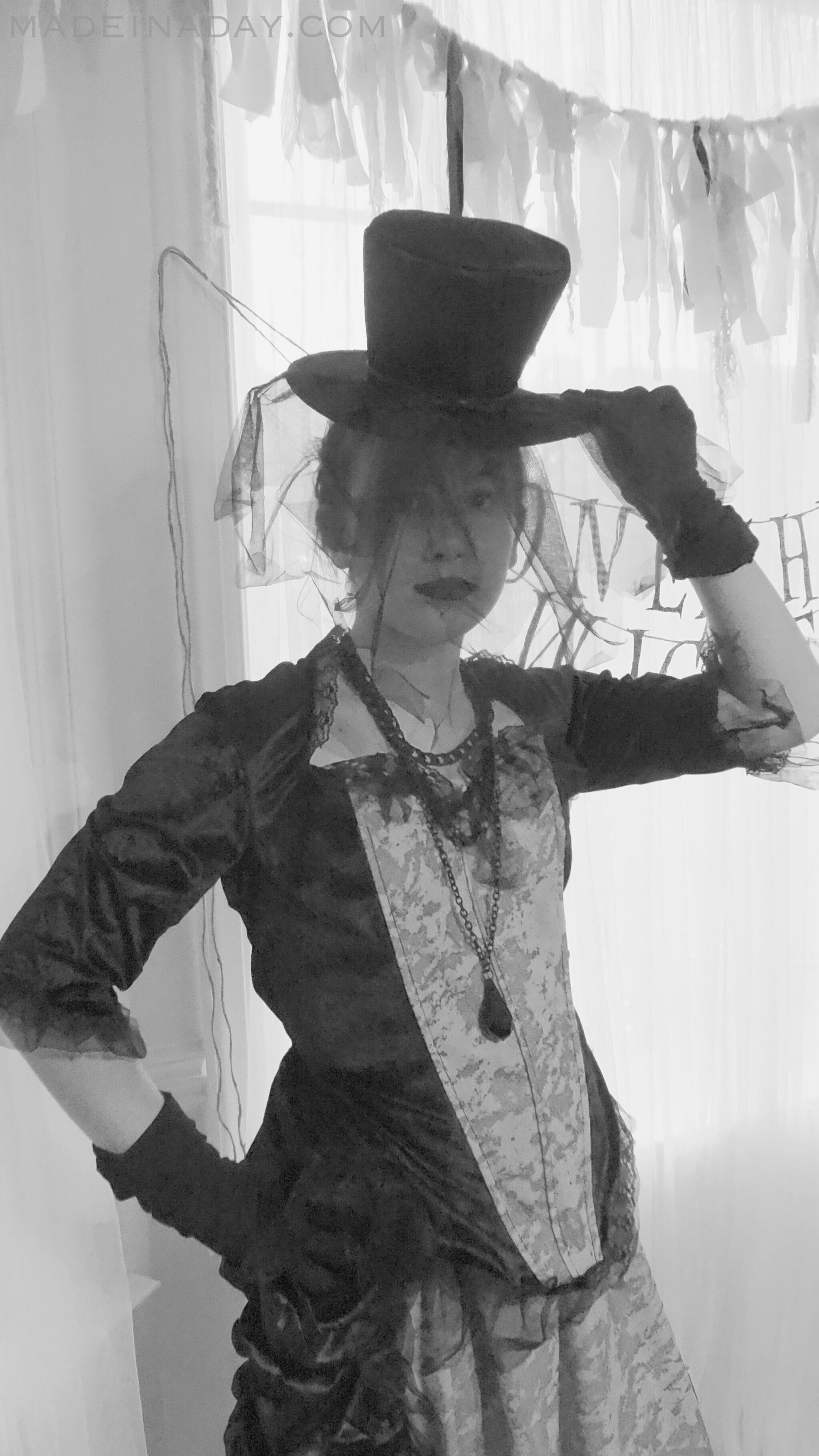 Victorian Halloween Costume Review