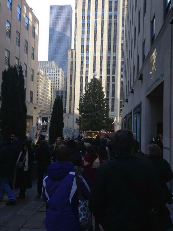 Rockefeller Center 2014
