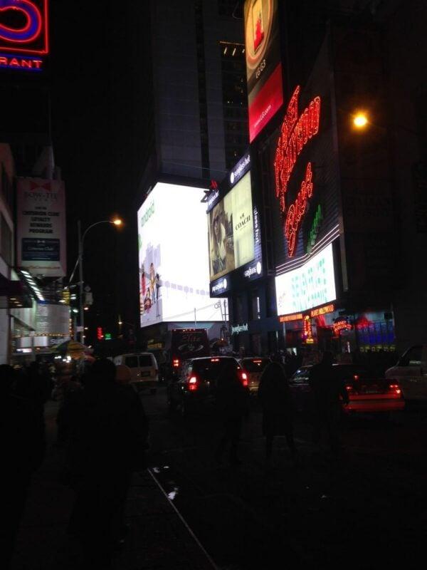 Times Square madeinaday.com