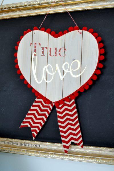 Heart Pallet Valentine
