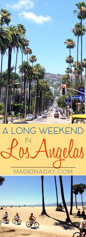 A Long Weekend in Los Angeles Mini Vacay! Come along as we pack in the sites and sounds of Los Angeles all in a three day weekend!