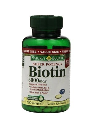 Biotin for hair growth, biotin for thinning hair