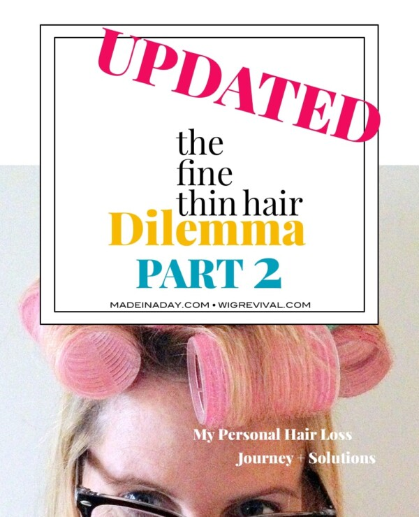 Looking for Solutions for your Fine Thin Hair? 41