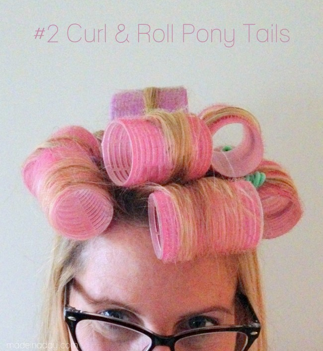 Velcro rollers for thin hair, style fine hair with velcro rollers