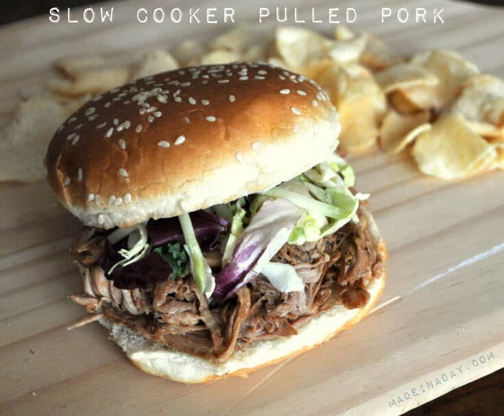 Slow Cooker Pulled Pork 2