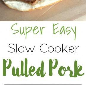 Slow Cooker Pulled Pork 1