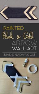 Arrow Wall Art 1