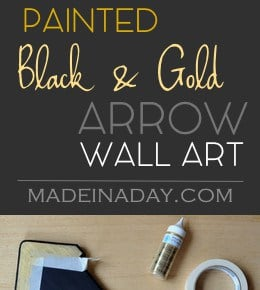 Arrow Wall Art 1