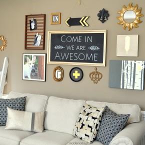 DIY Signs & Wall Art 17