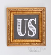 Easy Us Gallery Wall Art