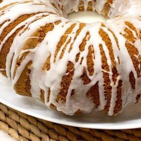 Glazed Lemon Bundt Cake Recipe 1