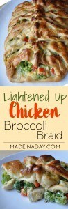 Lightened Up Chicken Broccoli Braid 1