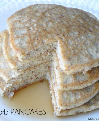 Low Carb Pancakes with Almond Meal Flour 33