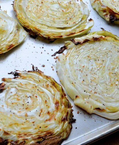 Simple Oven Roasted Cabbage Steaks 32