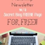 New to Blogging Resource Guide 4