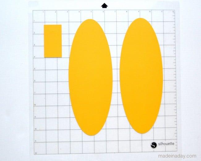 make a card Silhouette Cameo madeinaday.com