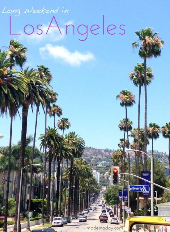 A Long Weekend in Los Angeles 6