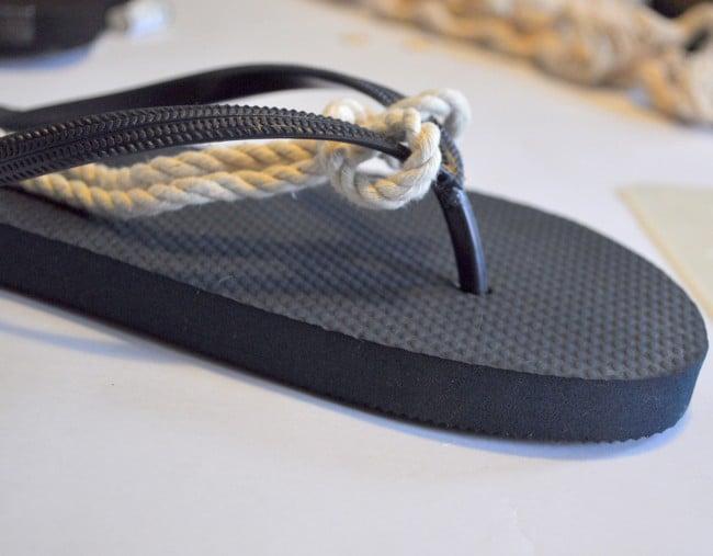 Best glue for flip flops madeinaday.com