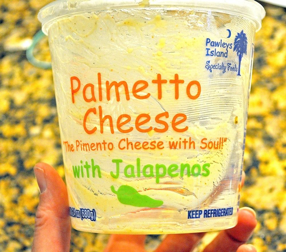 Pawley Island Pimento Cheese with jalapeño