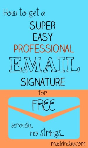 Email Signature Generators, Tools
