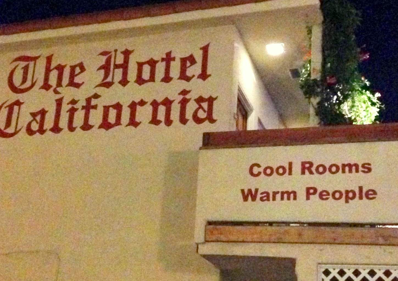 Hotel California Santa Monica madeinaday.com